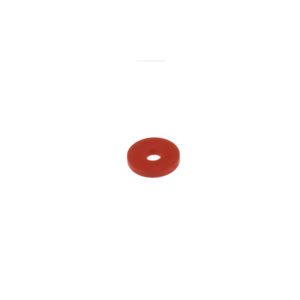 Rubber Ø 6 X 20 mm Red