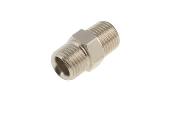 Brake Pipe Straight Connector