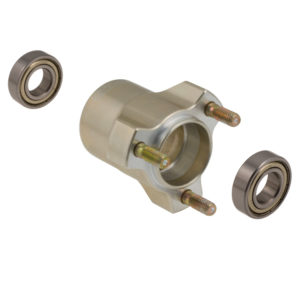 BST Wheel Hub - 53 mm Al