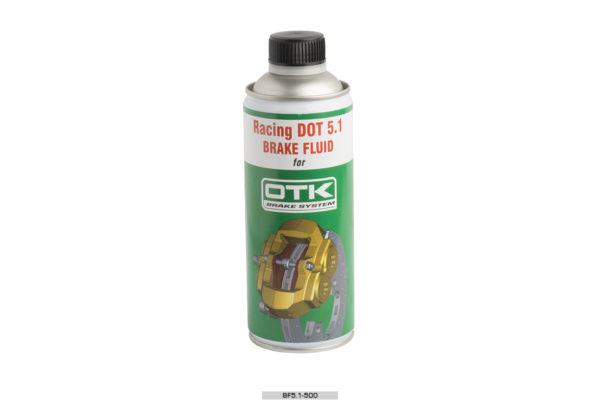 Brake Fluid Dot 5.1  (500 Ml)