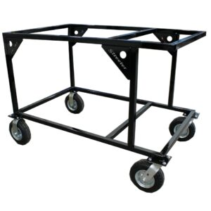 Streeter Double Stacker, Black